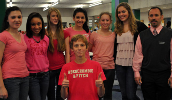 Anti-Bullying Week concludes with Pink Day