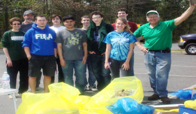 Potomac Watershed Cleanup helps multiple causes