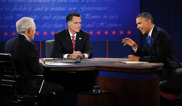 Obama or Romney? Let us know what you think