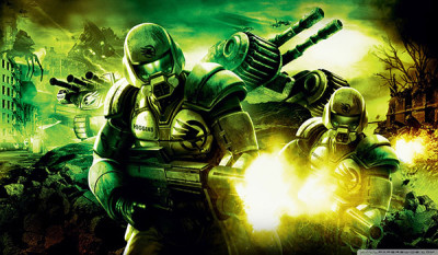 Command and Conquer 3: Tiberium Wars first impressions