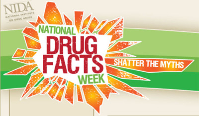 NIDA incites third annual National Drug Facts Week