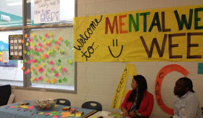 Students support Safety Nets for Mental Wellness