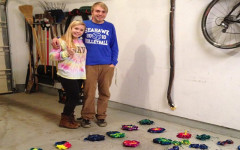 Murray, Vleugels start their own tie dye business