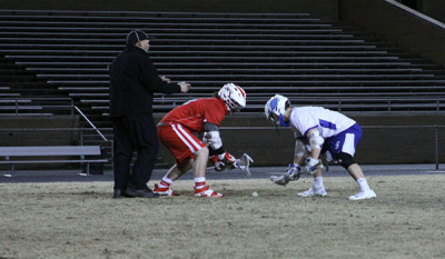 Boys lacrosse hosted South Lakes Invitational over spring break