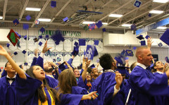 Class of 2013 takes their last step as seniors