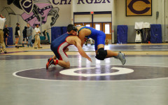 Senior wrestling captain contracts MRSA