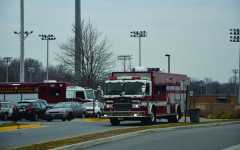 Chemical spill in science workroom halts student movement