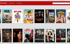 Convenient Netflix accessibility creates binge-watching trend