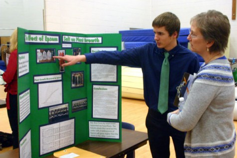 Students compete in annual Science Fair