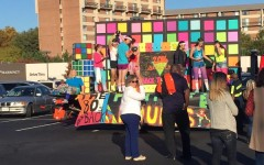 Spirit week ends with homecoming parade