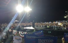 Bernie Sanders rally in Manassas