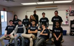 Students Participate in CyberPatriot Competition