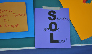 Virginia superintendents petition for SOL flexibility