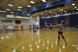 2011 Varsity Volleyball schedule