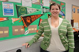 QRU? Career specialist Karen Burke