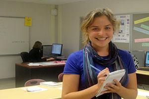 Sarah Wood, editor-in-chief