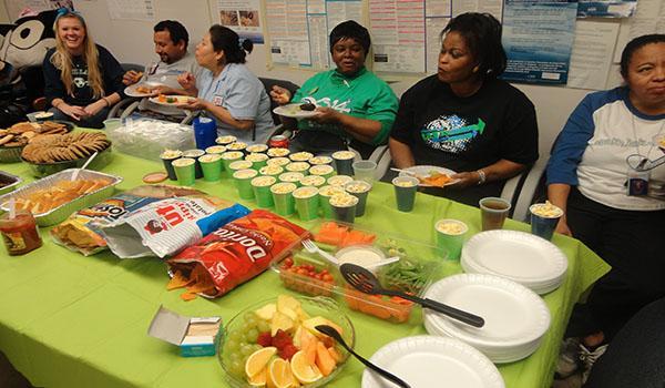 Leadership, SGA celebrate Custodian Appreciation Week