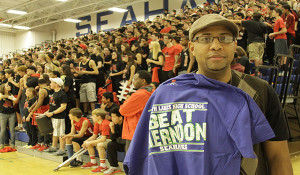South Lakes defeates Herndon in food drive competition
