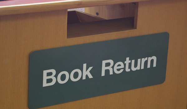 Library aims to waive certain senior fines