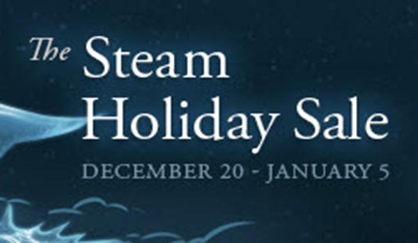 Steam sales boast post holiday savings