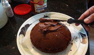 Foodie and the Feast: difficulties of cake making