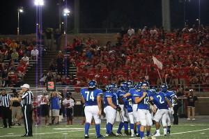 2013 Herndon v. South Lakes Varsity Football Game Highlight Reel