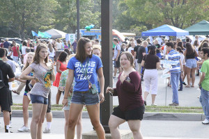 Leadership hosted 4th annual block party