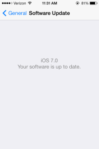 Apple introduces impressive features with iOS7
