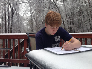 Niki's Guide: succeed at snow days