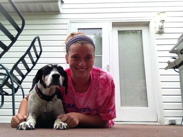 Pet owners benefit from animal companionship