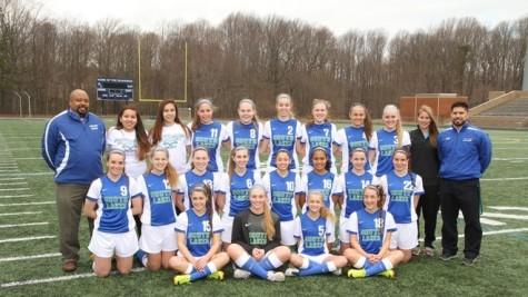 Varsity girls soccer builds momentum leading into post-season play
