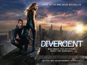 'Divergent' fails to match best-selling novel's expectations