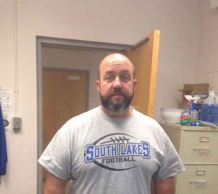 QRU? Coach Taylor discusses the secret to success on the South Lakes football team