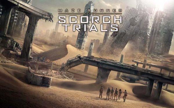 Movie review: 'Maze Runner: The Scorch Trials'