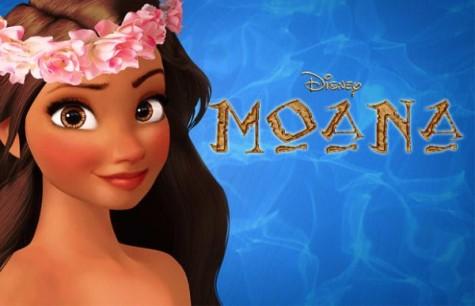 Introducing the first Polynesian princess, Moana