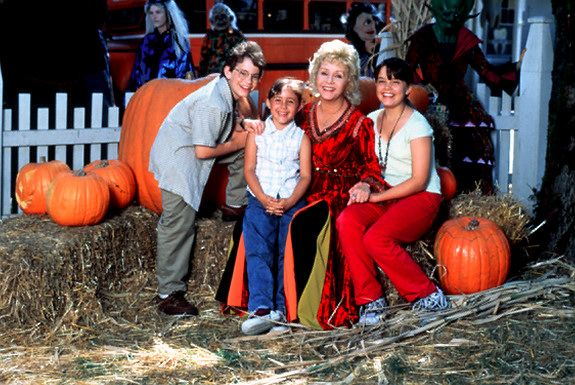 Halloweentown (1998) Speaking of Halloweentown… that's the name of this well-known Disney original about a young girl who discovers her magical heritage and is forced to save her town from evil taking over. Another fun family classic to watch for Halloween!