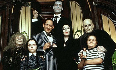 The Addams Family (1991) This 1991 film based on the cartoon of the same name follows the crazy pranks of the peculiar Addams family who welcome back a long-lost relative.