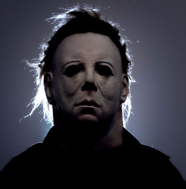 halloween michael myers without mask