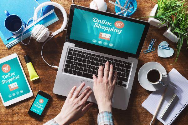 The rise of online shopping