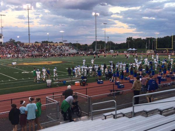 South Lakes vs. Oakton 9/8/17