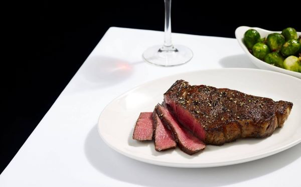 Dry Aged Steak Offered At Del Frisco's Double Eagle Steakhouse for 2018 Restaurant Week, Photo Courtesy of www.delfriscos.com