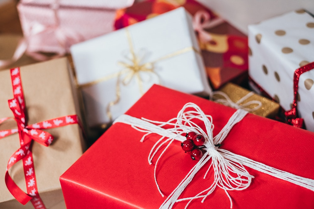 Photo of lovely Christmas presents taken from https://unsplash.com/search/photos/present