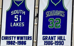 Christy Winters Scott Jersey Retirement