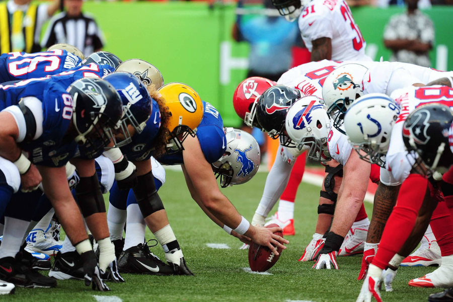 NFL Pro Bowl: best of the best