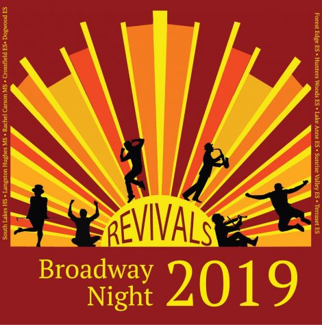 Come to the 2019 Broadway Night production THIS WEEKEND