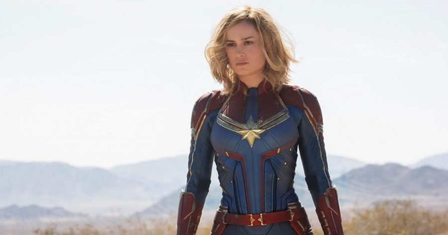 Movie Review: 'Captain Marvel'
