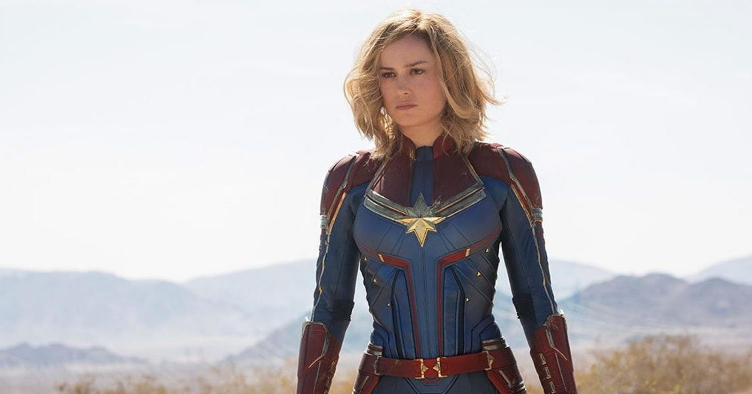 Photo taken from https://www.azcentral.com/story/life/movies/2019/03/10/brie-larson-captain-marvel-blasts-off-153-million-box-office/3123307002/