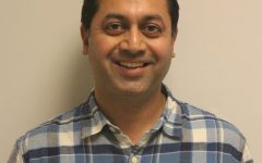Outstanding Teacher: Aanand Vasudevan