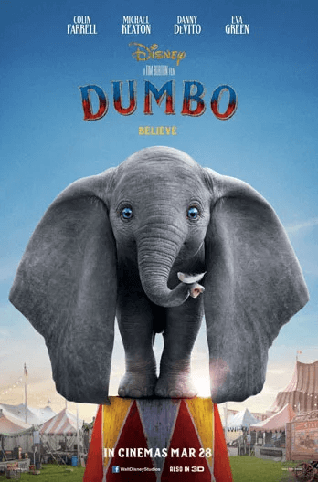 Movie Review: 'Dumbo'