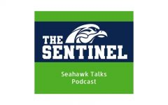 "Episode Two of the Sentinel's podcast, ""Seahawk Talks"""